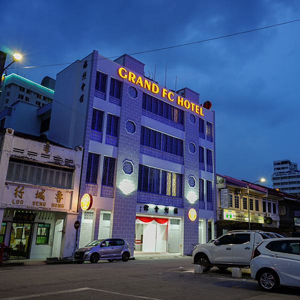 Grand FC Hotel in Penang